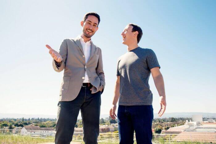 Основатели Инстаграм Уходят Из Компании - Кевин и Цукерберг