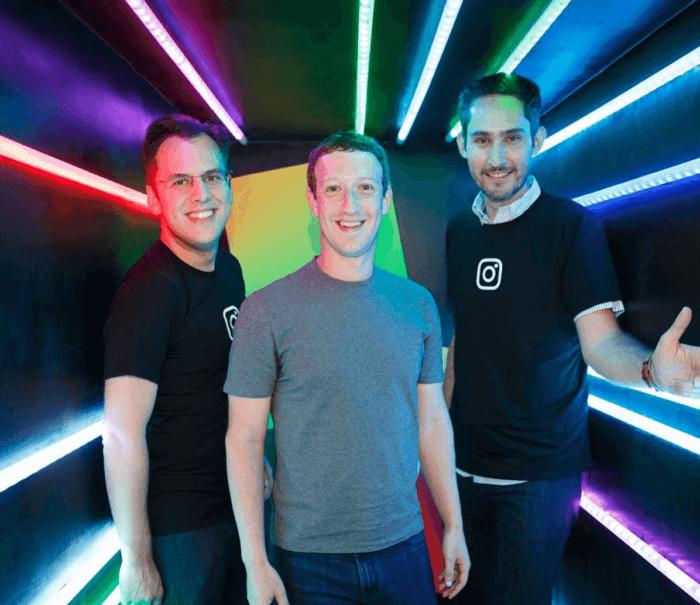 Основатели Инстаграм Уходят Из Компании - Марк Цукерберг